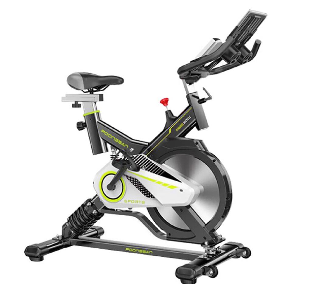 Xe đạp tập thể thao BEP-668 - Tích hợp 8 chế độ điều chỉnh lực đạp khác nhau