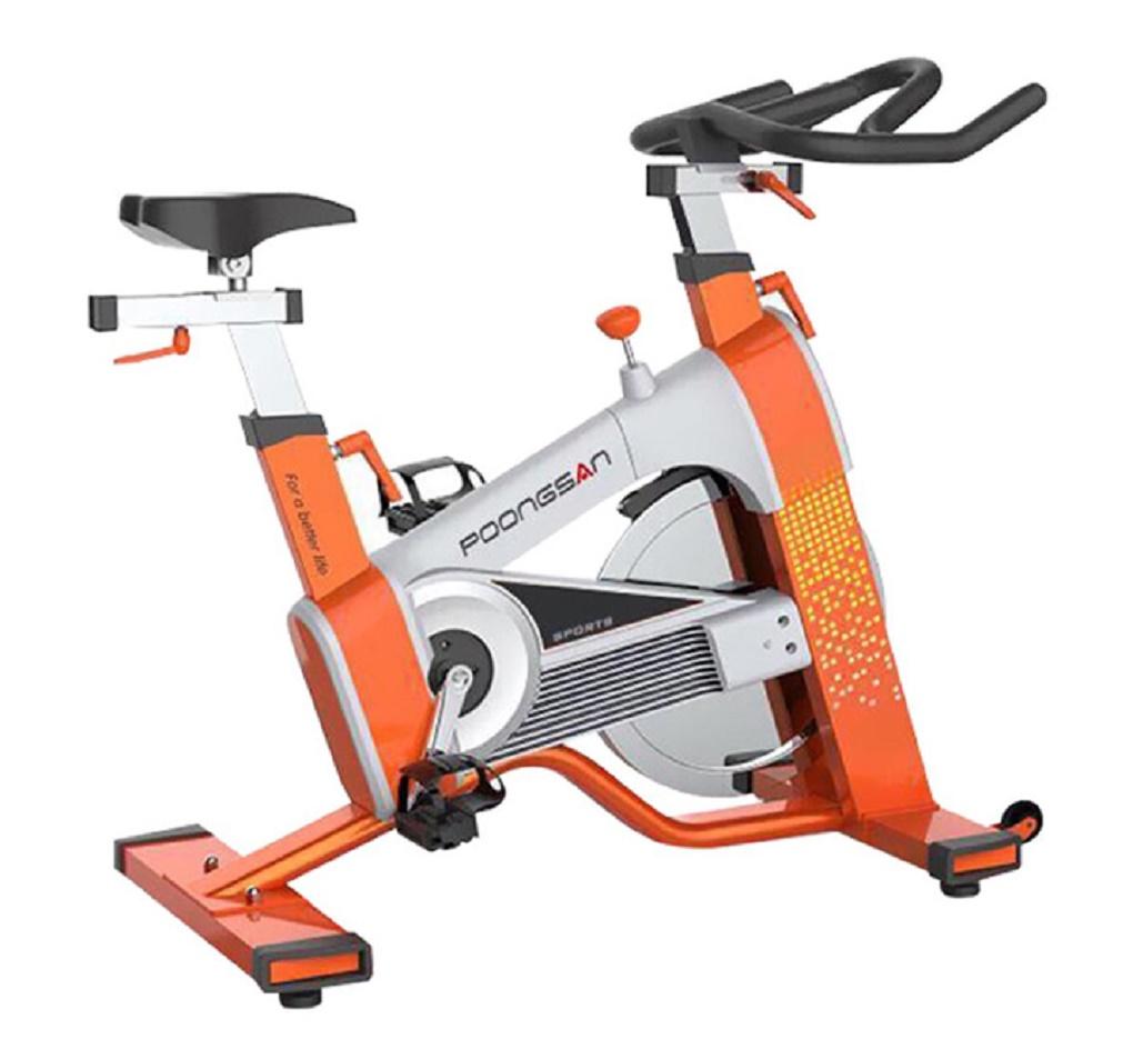 Xe đạp tập Poongsan BEP-700 - Giải pháp luyện tập an toàn và tiện lợi ngay tại nhà