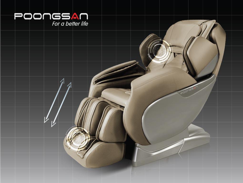 MCP - 500 Điều chỉnh chế độ nâng chân một cách dễ dàng.