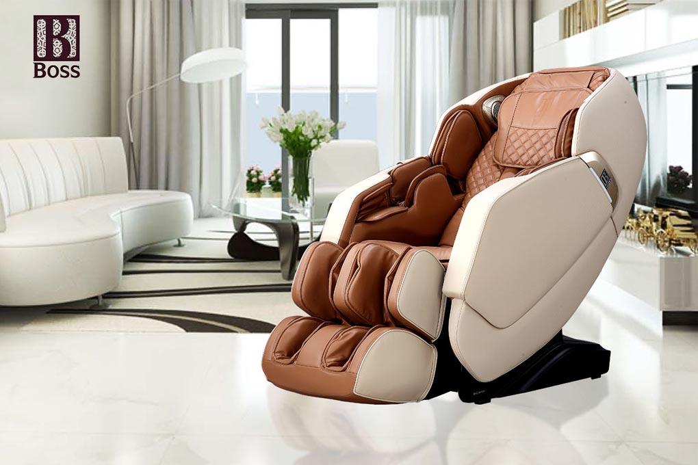 Ghế massage thông minh đa năng Boss MCB-300
