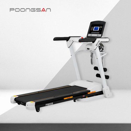 Ảnh sản phẩm Máy chạy bộ Poongsan TMP-889