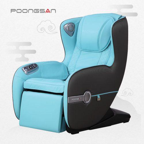 Ảnh sản phẩm Ghế massage Poongsan chuyên sâu cột sống lưng cổ vai gáy MCP-128
