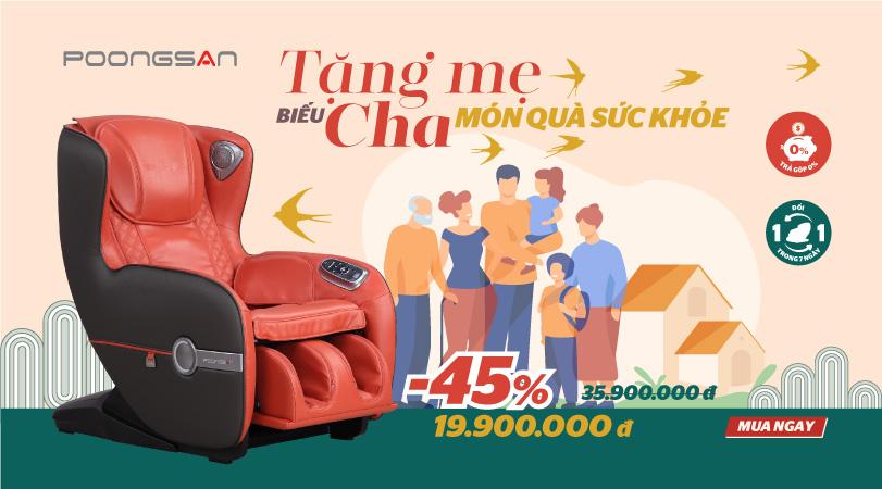ghế massage hàn quốc mcp-128