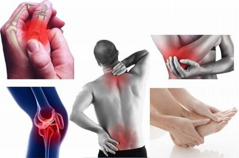 Đau nhức xương khớp - mối lo xương khớp thoái hóa