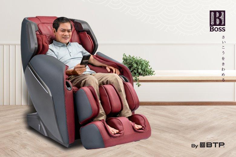 Các chế độ của ghế massage